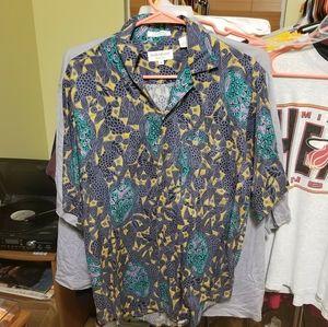 YSL Hawaiian Shirt